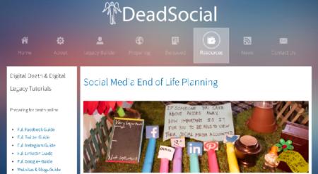 چگونه بعد از مرگ در شبکههای اجتماعی زنده بمانیم؟