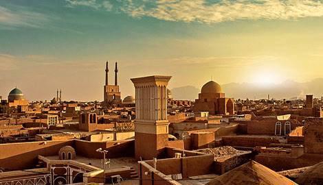 یزد، شهر هوشمند شش بعدی آینده ایران