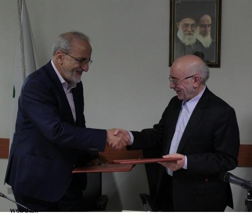 امضای تفاهمنامه معاونتهای «بهداشت» و «تحقیقات» وزارت بهداشت برای توسعه پژوهشهای کاربردی