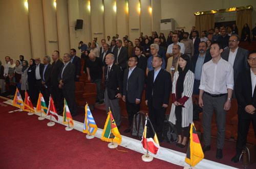 چهارمین کنگره بینالمللی متخصصان جوان علومزمین برگزار شد