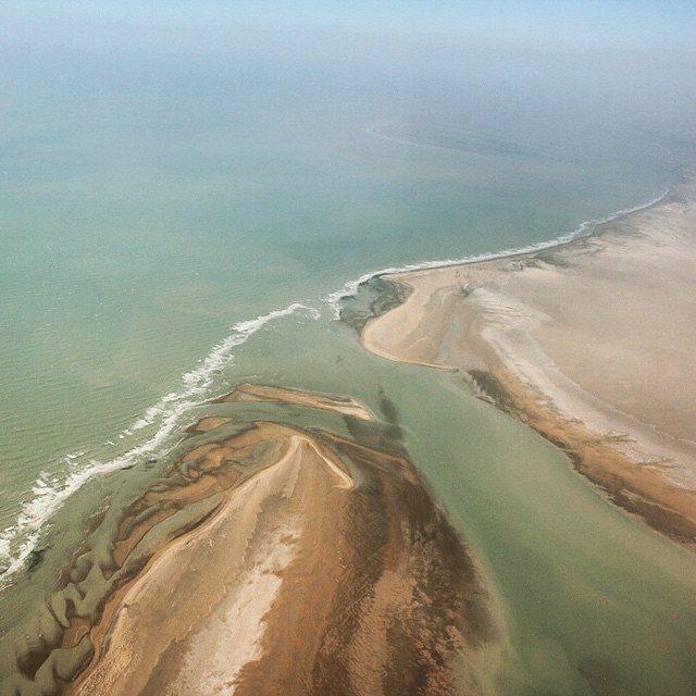 اعلام آخرین وضعیت آلودگی رودخانه «مند» خلیج فارس: فراوانی بالای کروم در نواحی ساحلی!