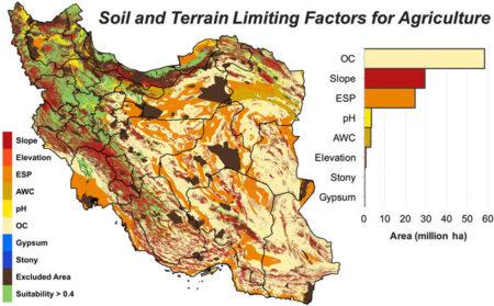 چشم انداز نگران کننده امنیت غذایی ایران/ چند درصد ایران شرایط اقلیمی مطلوب برای کشاورزی را دارد؟