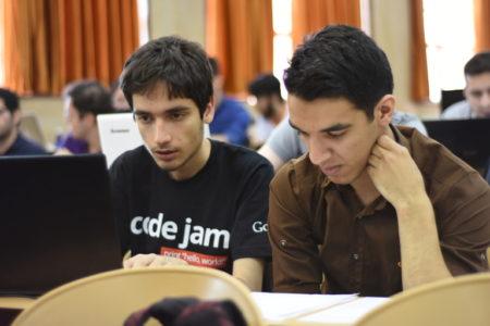 سومین دوره مسابقات کدکاپ در دانشگاه شریف آغاز شد