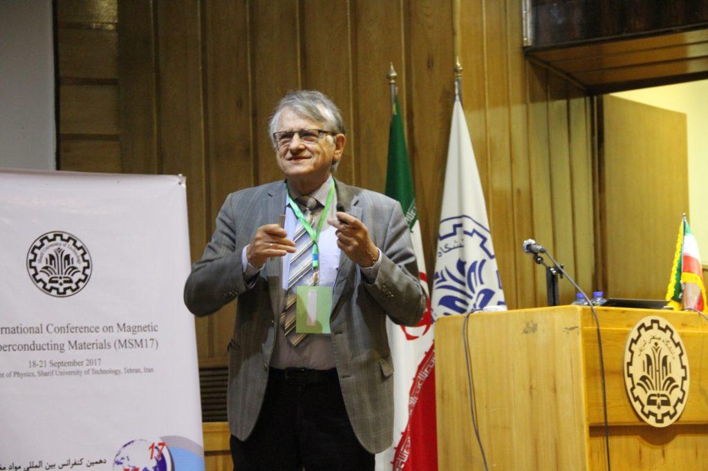 برنده نوبل فیزیک در دانشگاه صنعتی شریف: سیستم جدید واحدهای اندازهگیری سال آینده جایگزین سیستم فعلی میشود