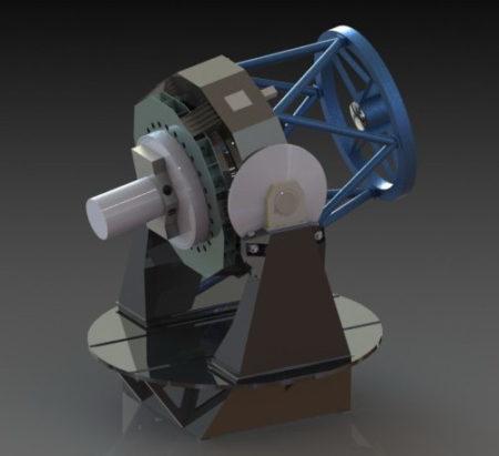 در پی بازدید تیمی از متخصصان برجسته خارجی آغاز شد: طراحی و ساخت گنبد محفظه رصدخانه ملی