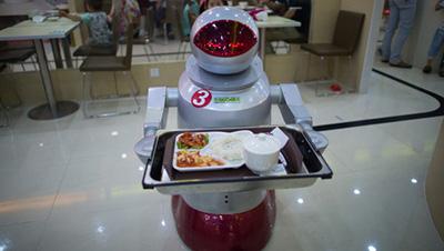 راه اندازی رستوران رباتیک توسط محققان دانشگاه صنعتی امیرکبیر