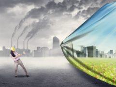 آلودگی هوا مسوول ۹ میلیون مرگ زودرس در ۲۰۱۵/مرگ سالانه بیش از ۱۲ میلیون نفر بر اثر علل قابل پیشگیری زیست محیطی در جهان