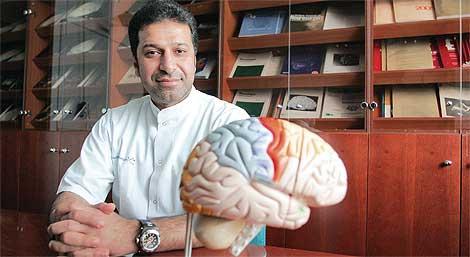 بازتاب وسیع خبر درگذشت جراح مشهور ایرانی مغز در رسانه های اسلوونی