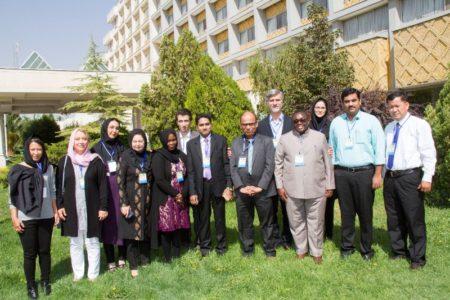 اجلاس بینالمللی هماهنگی پروژه توانمندسازی ایمنی زیستی در شیراز آغاز شد