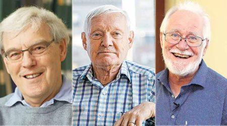 نوبل شیمی ۲۰۱۷ هم به سه دانشمند رسید