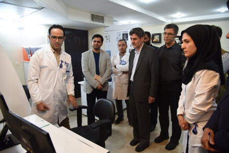 آزمایشگاه اختلالات رفتاری خواب در شیراز آغاز به کار کرد