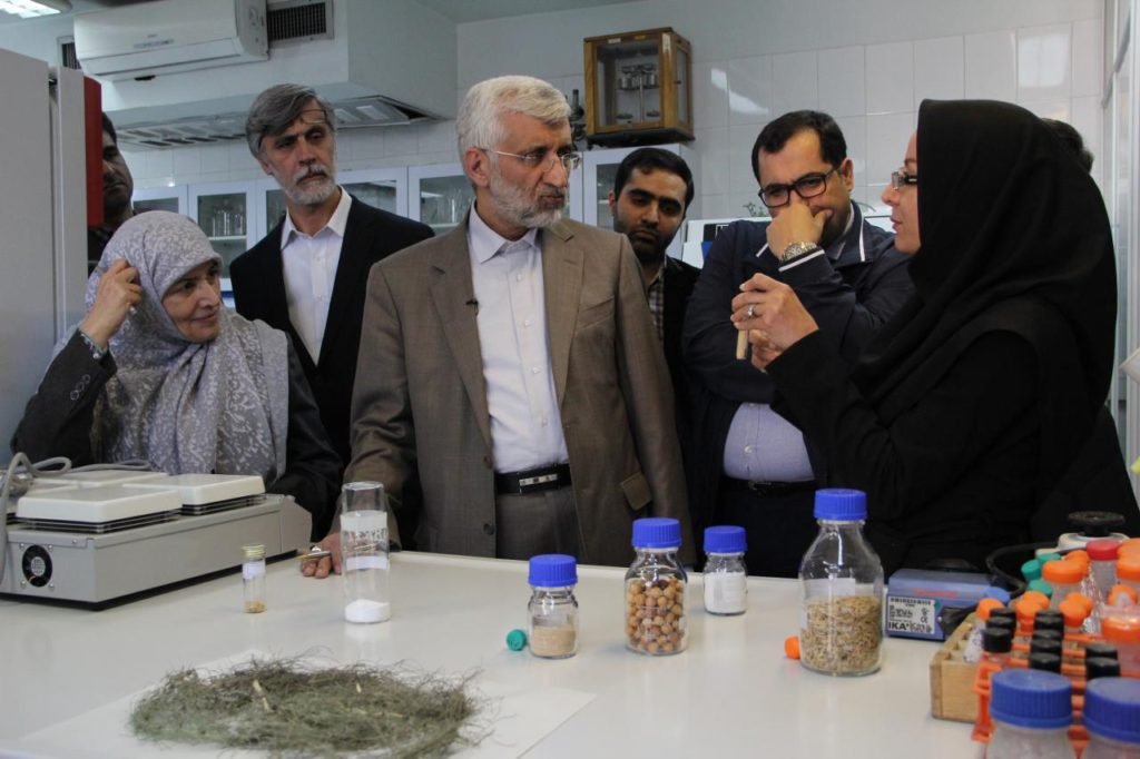 جلیلی: غرب برای جلوگیری از پیشرفت ایران در بیوتکنولوژی از هیچ اقدامی فروگذار نمی کند