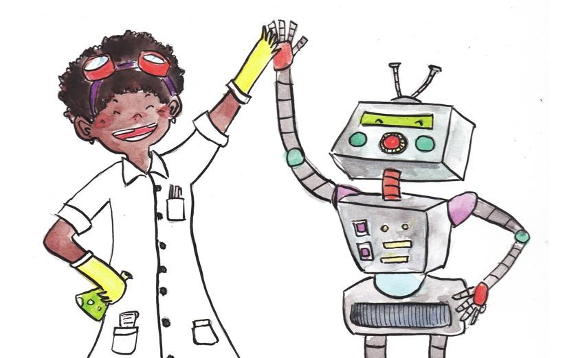 رباتهای شیمیایی امیرکبیر قهرمان «طراحی» مسابقات جهانی کمیکار شد