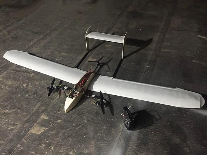 ربات پرنده خورشیدی در دانشگاه تبریز ساخته شد
