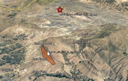حیرت زلزله شناسان از میزان انرژی بالای آزاد شده در زلزله اخیر/گسیختگی چهار کیلومتری زمین و ایجاد پرتگاه سه متری در زلزله کرمانشاه