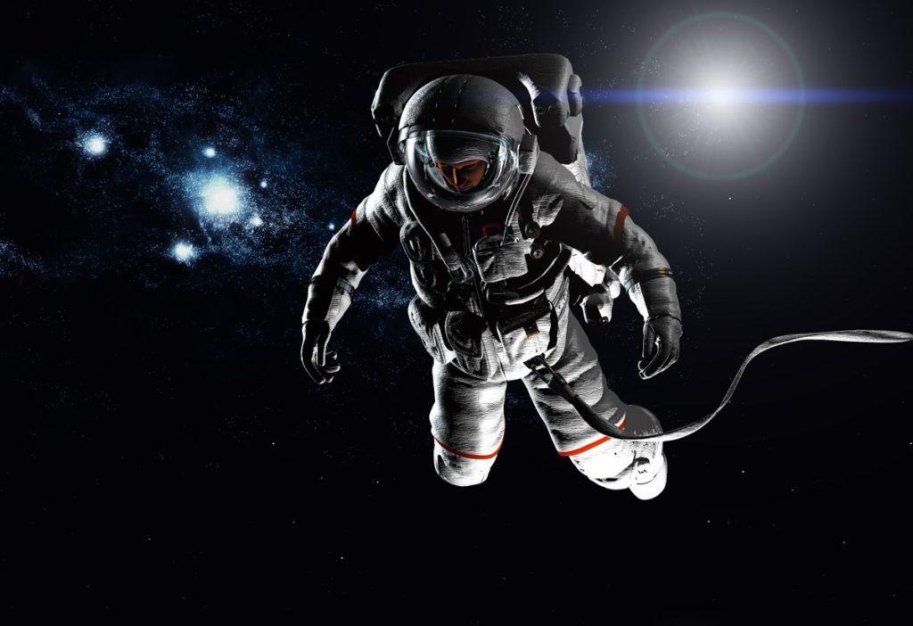 آموزش نخستین فضانورد اماراتی در روسیه