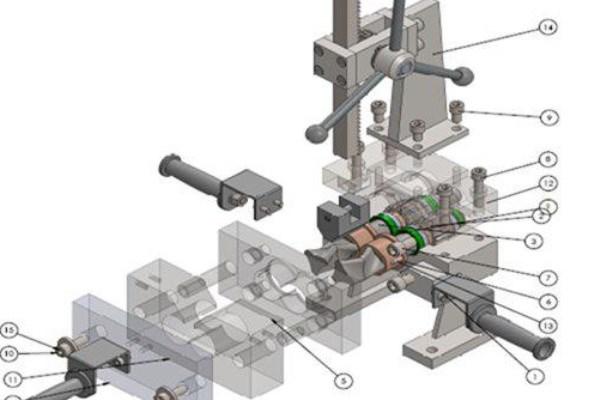 ساخت «میکسر نانوکامپوزیت» مجهز به میکروکنترلر در کشور