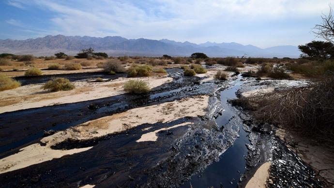 برگزاری چالش فناوری ساخت مواد جدید جاذب آلودگیهای نفتی