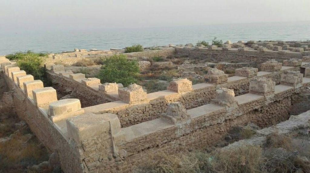 فرسایش خط ساحلی، آثار باستانی خلیج فارس را تهدید می کند