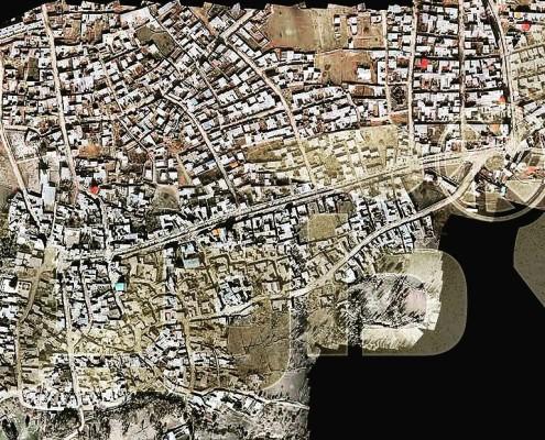آغاز نقشه برداری هوایی بر فراز شهرهای زلزله زده