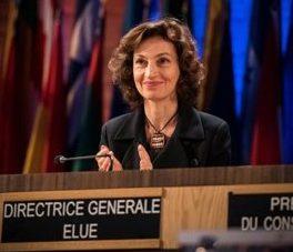 وزیر پیشین ارتباطات فرانسه، رسما مدیرکل یونسکو شد