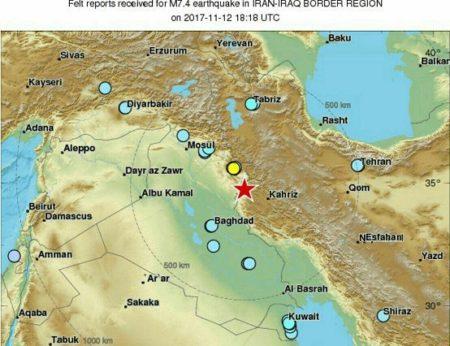 دکتر زارع: زلزله سرپل ذهاب در عمق کم به وقوع پیوست/کانون زلزله در خاک عراق بود/زلزله امشب بر گسل های دور از منطقه رومرکزی تاثیری ندارد