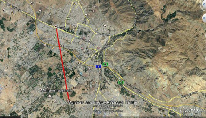 راه اندازی ایستگاه موقت لرزهنگاری در مشکین دشت