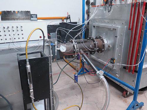 دستیابی پژوهشگران «امیرکبیر» به دانش فنی ساخت دستگاه تست محفظه احتراق توربینهای گاز