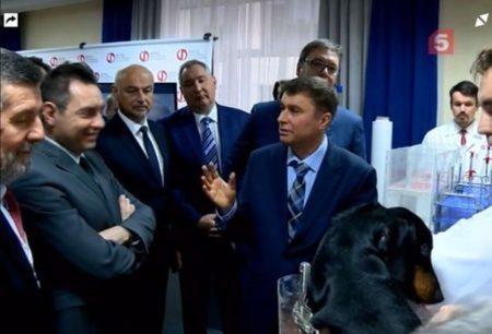 عصبانیت روسها از آزار یک سگ در آزمایش علمی