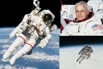 قهرمان مشهورترین عکس فضایی درگذشت