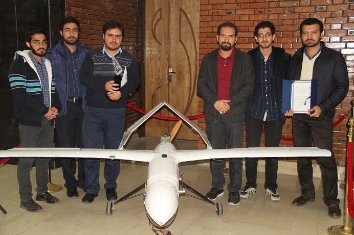 تیمهای برتر مسابقه ساخت هواپیمای بدون سرنشین «شریف» معرفی شدند