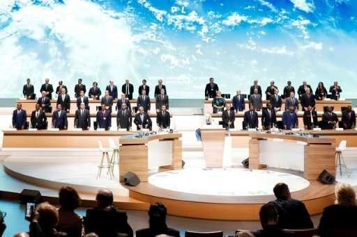 آغاز اجلاس یک سیاره در فرانسه/ کاوه مدنی نماینده ایران در اجلاس یک سیاره