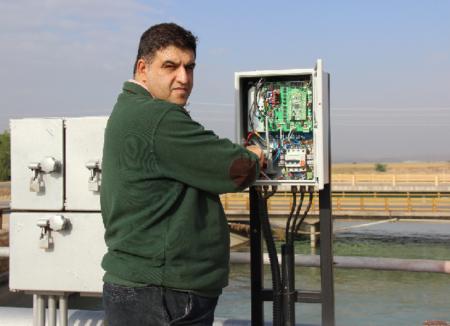 پیاده سازی تجربه موفق استرالیا در انتقال خودکار و پایش از راه دور آب کشاورزی در ایران