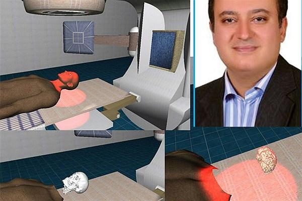ساخت دستگاه شبیه ساز حرکتی برای آموزش پرتودرمانی توسط محققان کشور