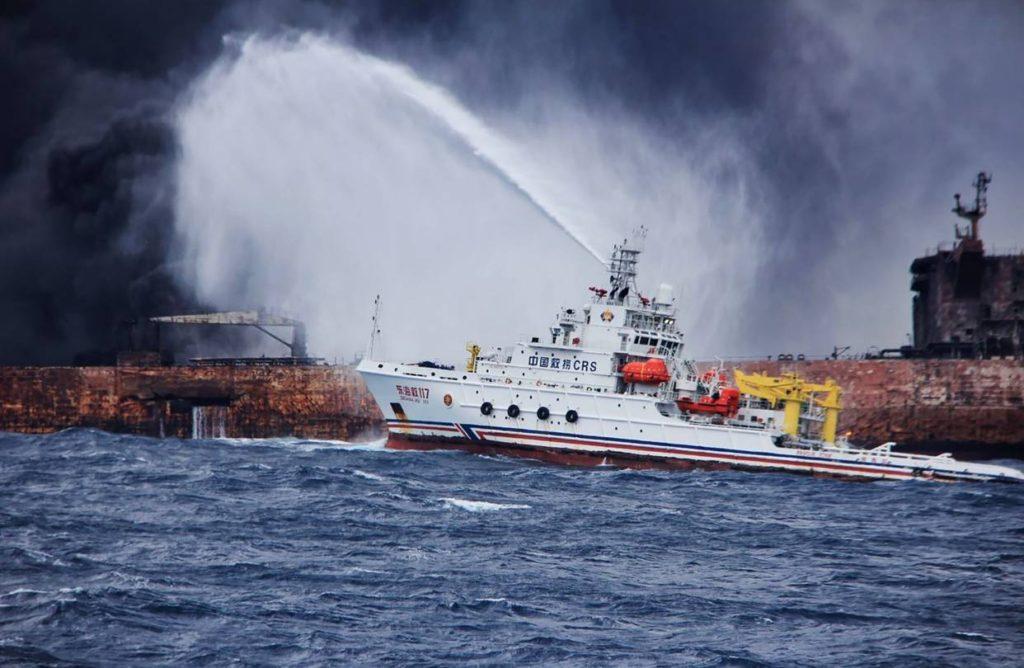 در گفتگو با دیده بان علم تاکید شد: حادثه سانچی نشان از ضعف ایمنی در نفتکشهای ما دارد/ریشه یابی جدی علت حادثه برای پیشگیری از حوادث مشابه در نفتکش ها ضروری است