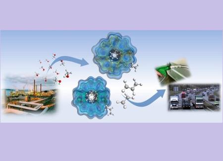 ساخت کاتالیزور تبدیل متانول به هيدروکربن ها در دانشگاه صنعتی شریف