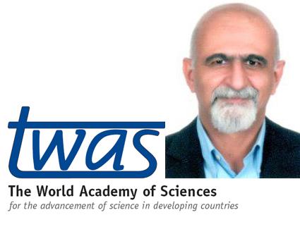 عضویت نخستین ریاضیدان ایرانی در فرهنگستان علوم جهان