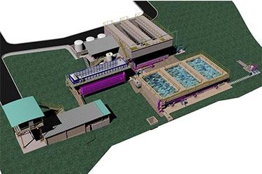 ساخت فتورآکتور چرخهای تصفیه پساب صنعتی با نانوذرات برای نخستین بار در کشور