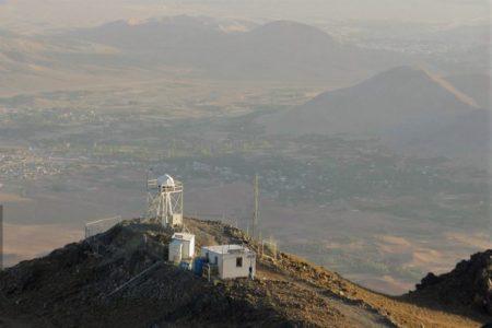 رصدخانه ملی ایران پس از ۱۶ سال به عملیات ساختمانی رسید/ بهره برداری از تلسکوپ ملی تا ۱۴۰۰
