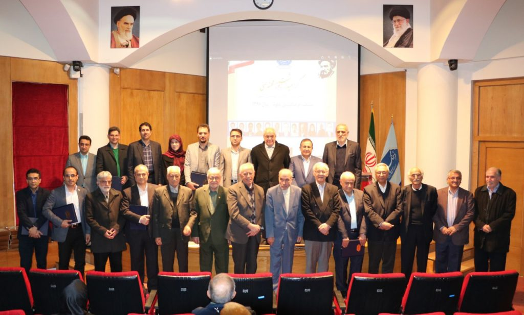 برترینهای مهندسی ۱۳۹۶ ایران معرفی و تقدیر شدند