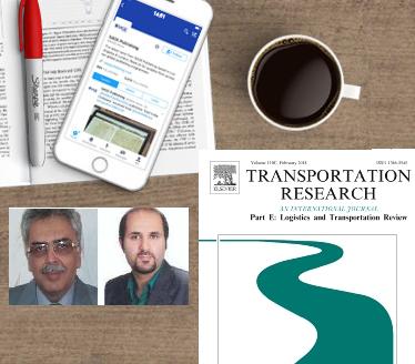 مقاله دو پژوهشگر ایرانی، پراستنادترین مقاله پنج سال اخیر مجله معتبر حمل و نقل