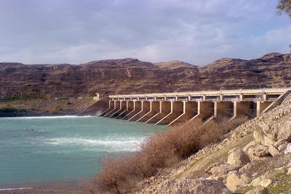 ادامه نگرانی ها از کاهش آب سد گتوند: باقی ماندن بیش از ۲۵۰ میلیون مترمکعب آب بسیار شور در مخزن