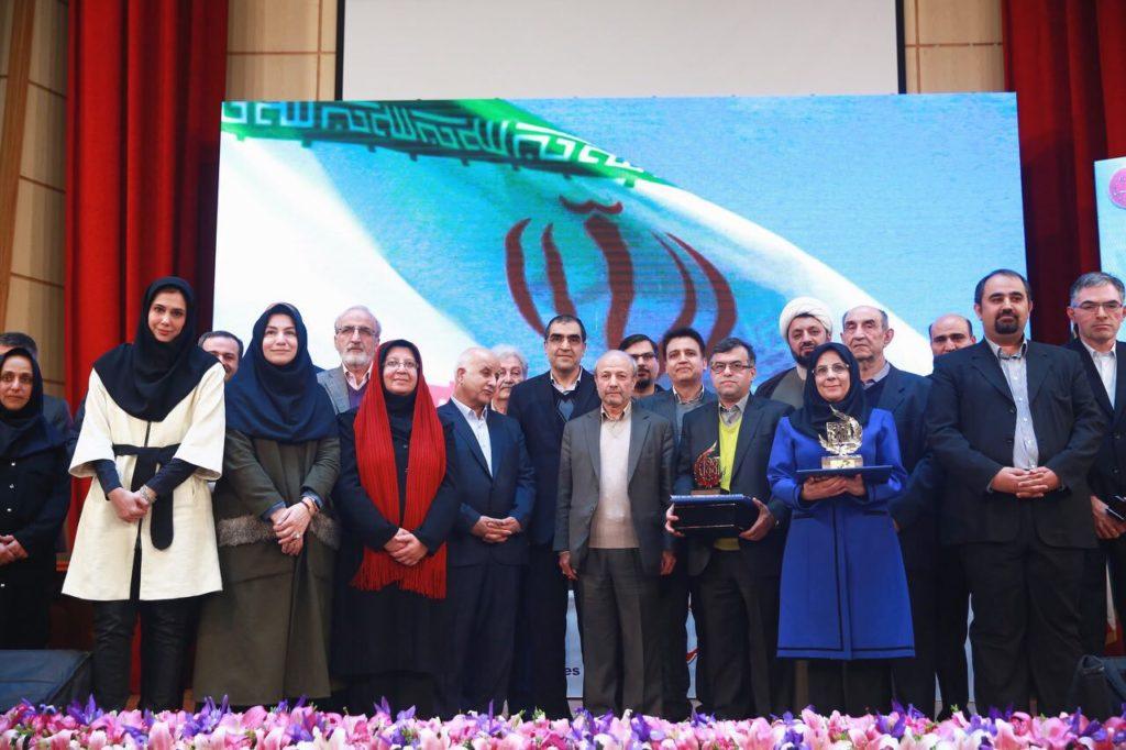 برترین های آموزش و پژوهش دانشگاه علوم پزشکی تهران معرفی و تقدیر شدند