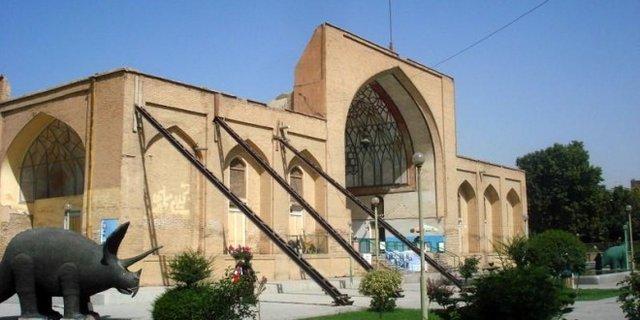 قدیمیترین مجموعه آموزش پزشکی جهان در اصفهان احیا می شود