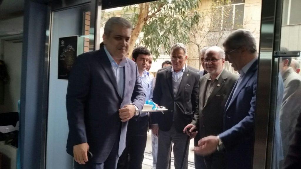 نخستین ساختمان چندمستاجره پارک علم و فناوری دانشگاه شریف افتتاح شد