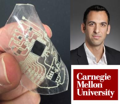 فراگام دانشمند ایرانی دانشگاه «کارنگی ملون» در توسعه فناوری های پوشیدنی و نامرئی سازی