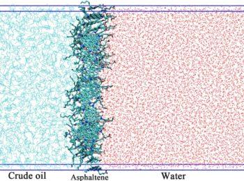 در دانشگاه صنعتی امیرکبیر انجام شد: شبیه سازی دینامیک ملکولی فرآیندهای ازدیاد برداشت نفت