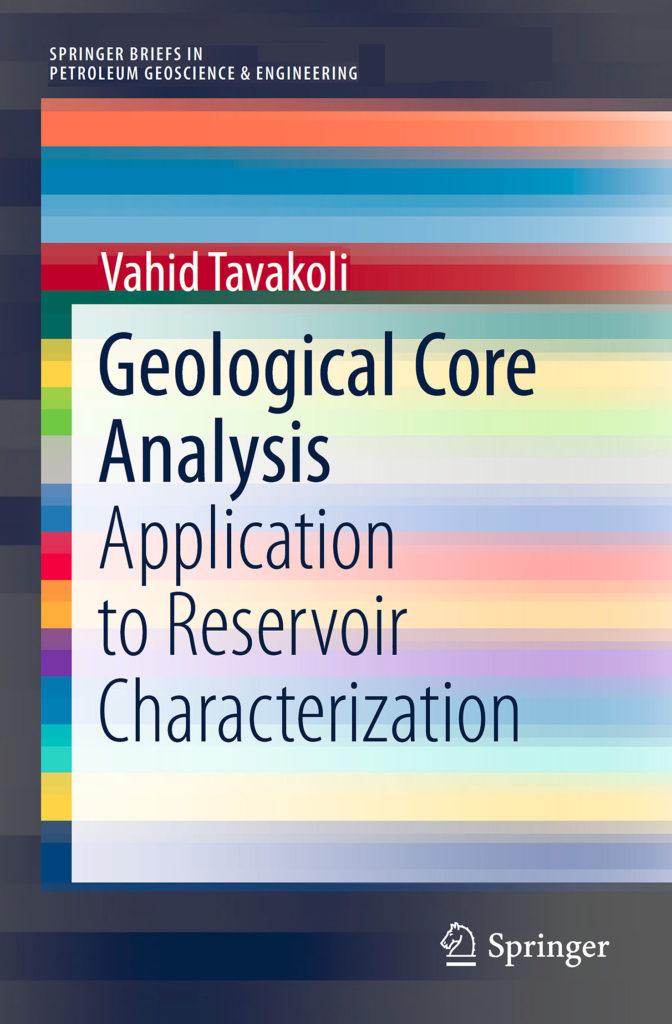 انتشار کتاب «آنالیز زمینشناسی مغزهها» استاد ایرانی توسط «اشپرینگر»