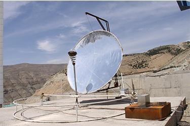 ساخت سیستم سرمایش خورشیدی در دانشگاه آزاد