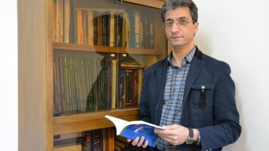 استاد ایرانی، عضو فرهنگستان بین المللی علوم اوراسیا شد